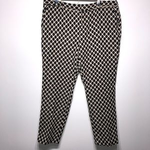 Worthington Ankle Crop Pants Size 16